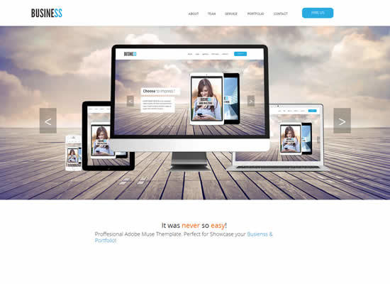 Business Corporate Multipurpose Template