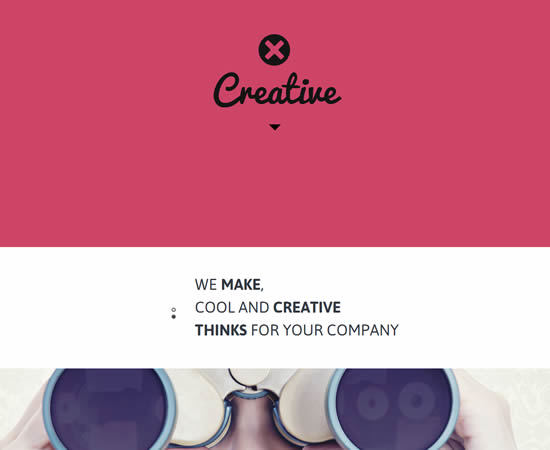 Creative Muse Theme