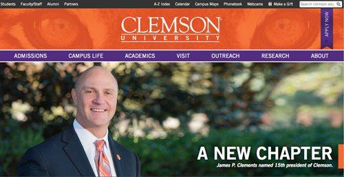15. Clemson University