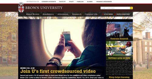 18. Brown University