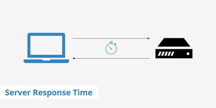 Low server response time