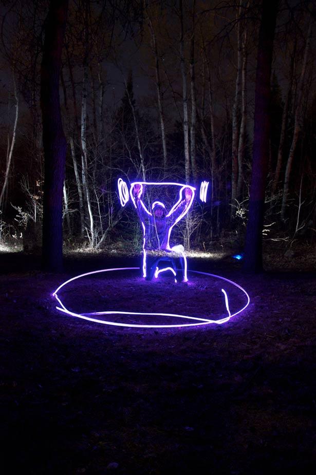Best Flashlights Light Painting