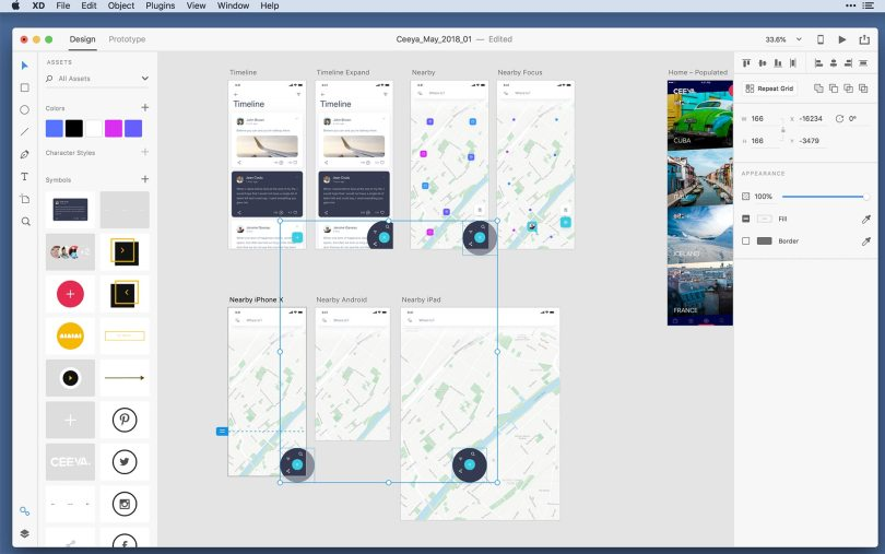 Adobe XD CC 2020 v32.0.22 With Crack Free Download