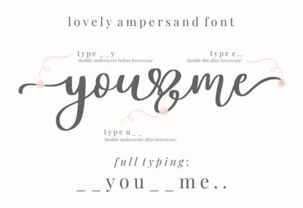 loveampersand