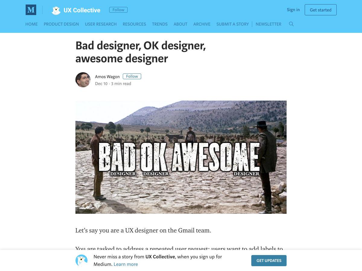Popular design news of the week: December 10, 2018 – December 16, 2018 6