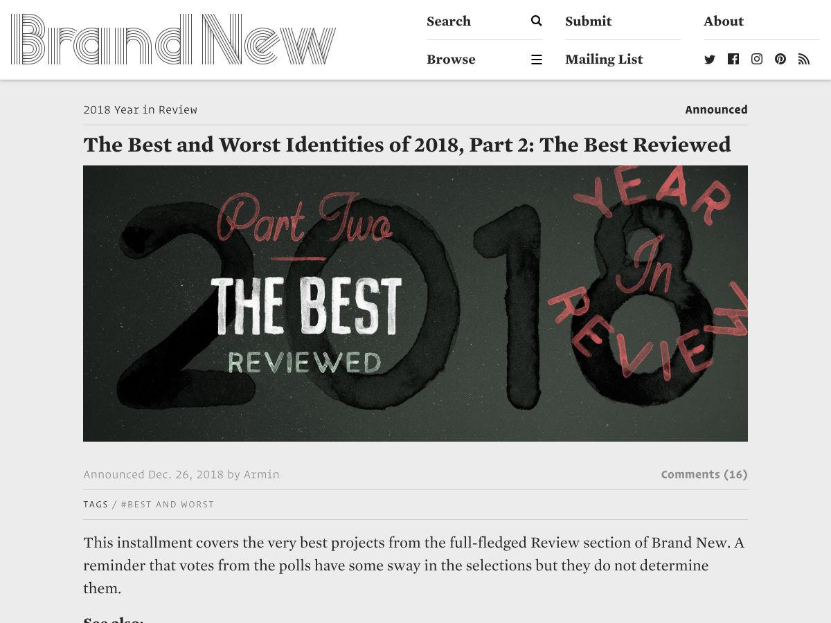 Popular design news of the week: December 24, 2018 – December 30, 2018 46