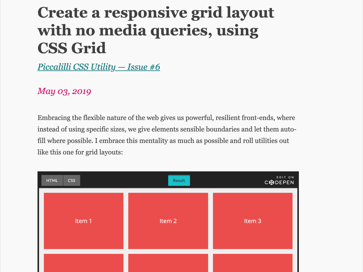 Popular design news of the week: May 6, 2019 – May 12, 2019 18