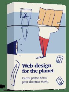 Cartes pense-bêtes pour designer écolo