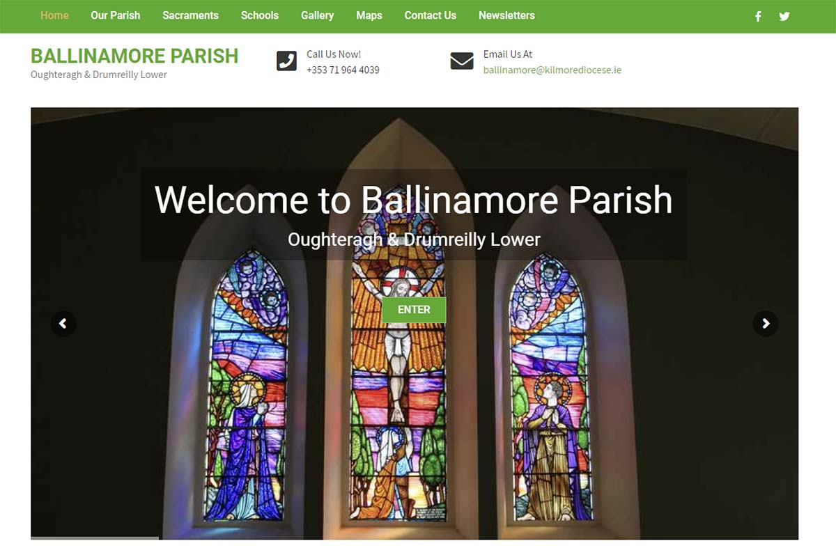 Ballinamore Parish
