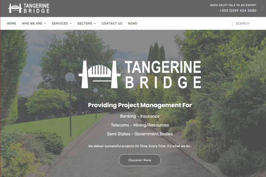 Tangerine Bridge