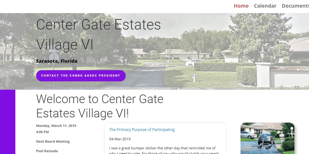 Center Gate Estates