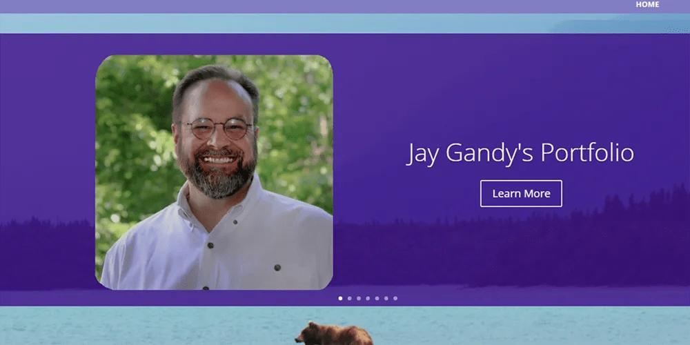 Jay Gandy Portfolio