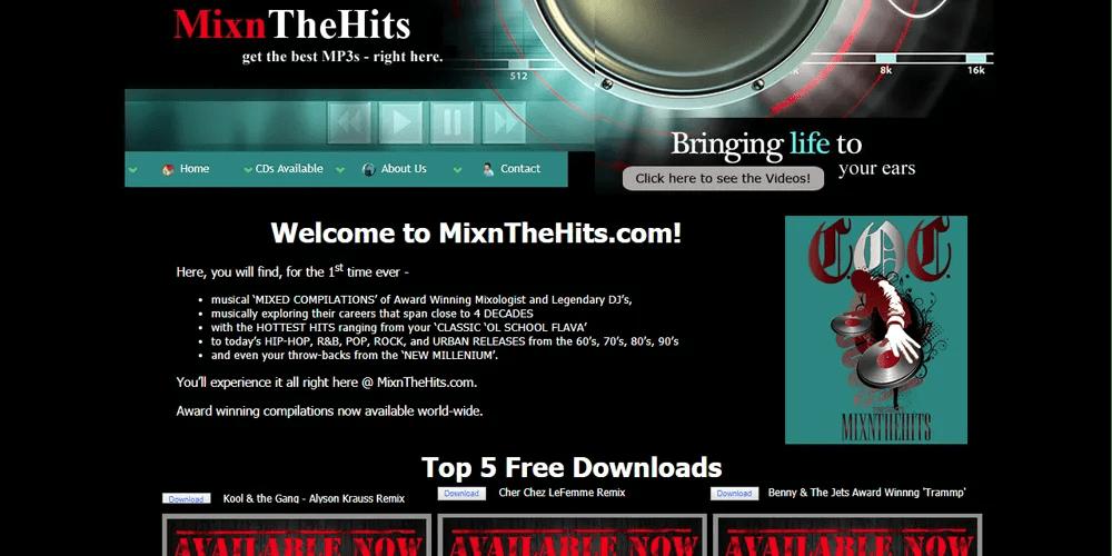 Mixn The Hits