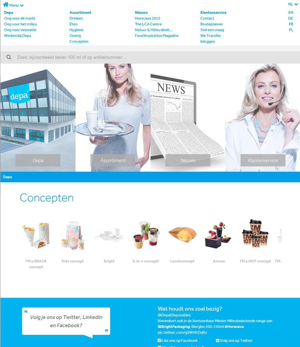 Depa webdesign