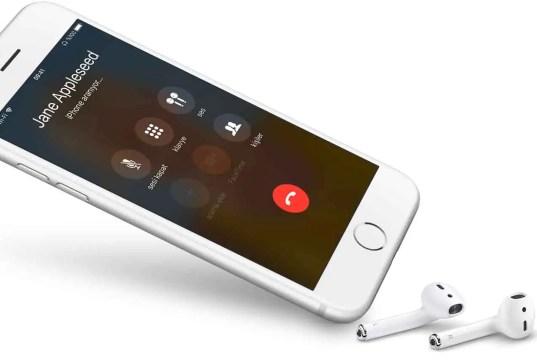 iphone wi-fi ile arama
