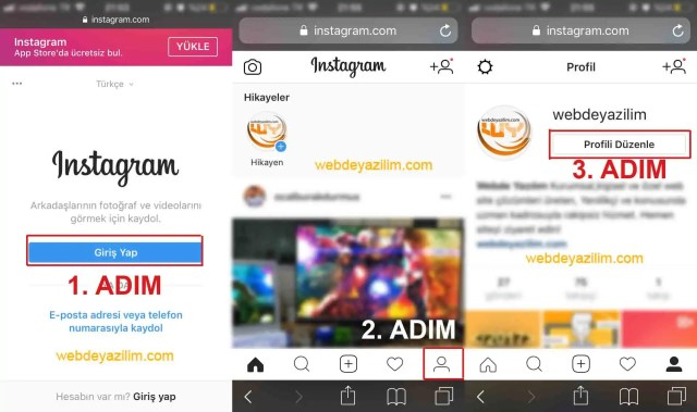 Instagram hesap dondurma 2018