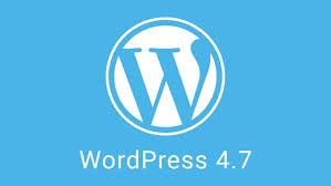 Logo WordPress 4.7