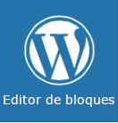 Editor de bloques de WordPress