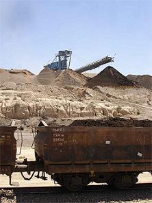 Phosphate Tunisie - photo (routard.com)