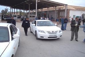Poste frontalier de Ras Jedir - photo (TAP)