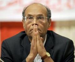 Moncef Marzouki n'en peut plus de la succession de Sit in, partout dans le pays