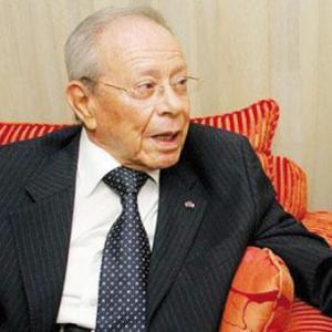 L'ancien premier ministre, Hamed Karoui