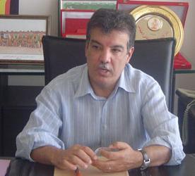 Tarek Dhiab, ancienne gloire de l'E.N et de l'EST