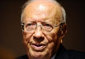 Beji Caid Essebsi - photo (Gnet)