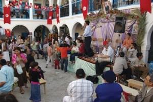 Pèlerinage juif à la Ghriba, Djerba - photo (tunisiensdumonde.com)