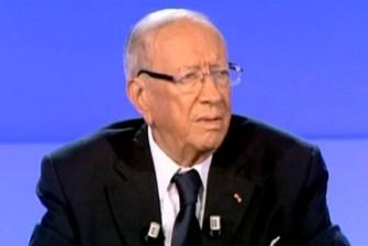 B C Essebsi, Nessma Tv, 28-04-13