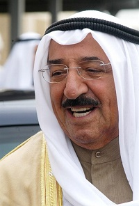 Désormais, plus personne n'osera se moquer du nez de l'Emir Sabah al-Ahmad al-Sabah - photo (lesclesdumoyenorient.fr - AFP)