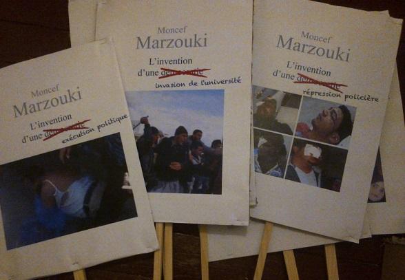 Marzouki, l'invention d'une imposture, Paris, 12-04-13 - photo (Don Arabasta)