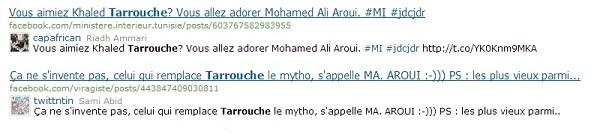 Tweets, Tarrouche&Aroui, 02-04-13