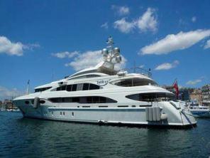 Yacht Kais Ben Ali