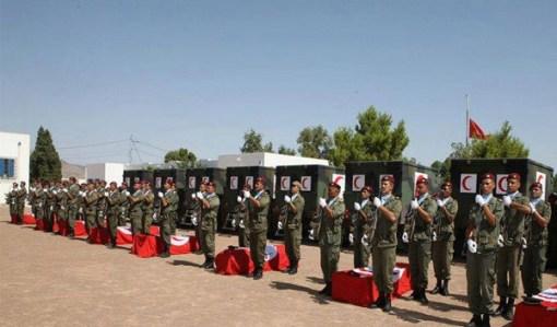 Martyrs Jebel Chaâmbi