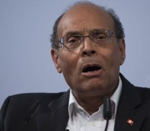 Moncef Marzouki - photo AFP