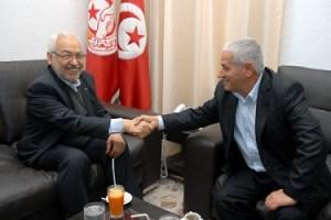 Rencontre Ghannouchi-Abbassi