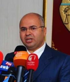 Abderrazek Ben Khelifa (credit photo - TAP)