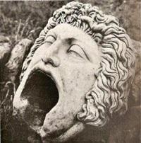 masque de Gorgone (photo - babeddart)