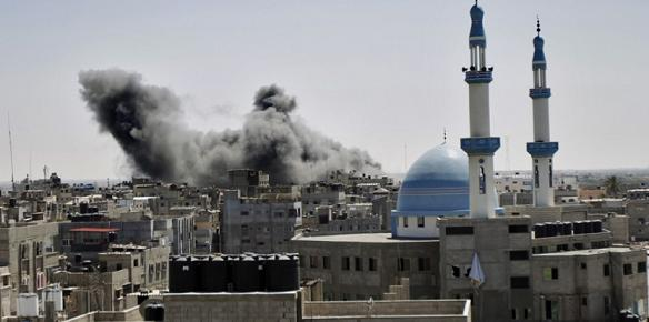 Gaza (credit photo - AFP)