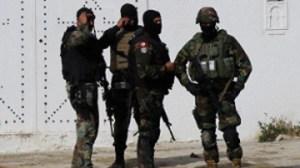 Garde nationale. Crédit image : page Facebook Garde Nationale Tunisie