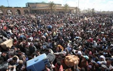 refugies (credit photo - HCR)