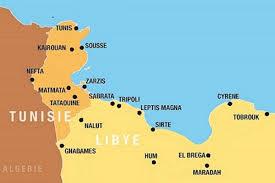 tunisie libye