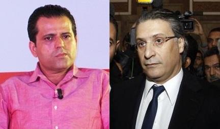 Slim Riahi - Nabil Karoui