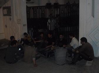 sit-in UGTE