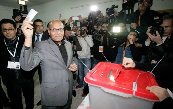 marzouki vote