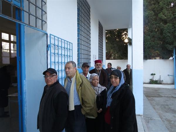 photo mohamed ali sghaier burau de vote ezzahara file