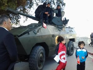 Tunis : Marche contre le terrorisme au Bardo | Photos