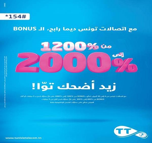 TT bonus 2000