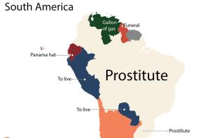 Le coût d'une prostituée au Brésil | Google